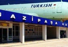 Аэропорт Газипаша презентовал расписание на новый курортный сезон