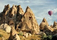 Каппадокия – одно из современных чудес света