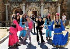 11-14 октября Анталья в третий раз примет фестиваль Old Town