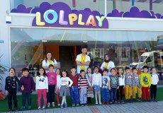 В Аланье открыли город для детей