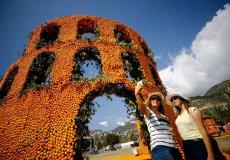 В Финике (Турция) – красочный и ароматный фестиваль апельсинов