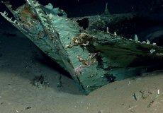 Возле аланийского побережья в Турции нашли древние утонувшие корабли