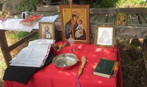 Строительство Православного Культурного центра в Аланье