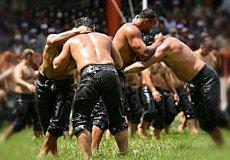 21-22 июля в Аланье состоится ежегодный фестиваль масляной борьбы гюреш