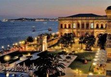 Турецкий отель Çırağan Palace Kempinski признан лучшим в Европе