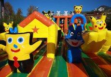 Новый детский парк в Аланье