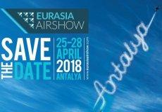 В Анталье 25-29 апреля впервые в Турции состоится знаменитый авиасалон Eurasia Airshow