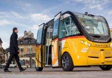 В Стамбуле скоро можно будет прокатиться на беспилотном автобусе