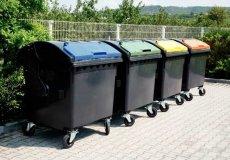 В Аланье обновляют парк мусорных баков