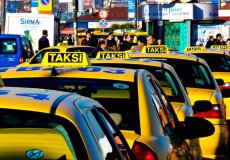 Третий стамбульский аэропорт организует собственную сеть наземного транспорта