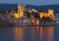 В знаменитой крепости Бодрума закончат реконструкцию к началу 2019-го года