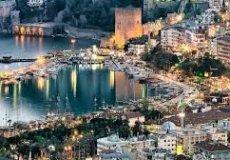 Каждый 10-турист в Турции едет в Аланью