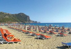 Турецкие пляжи вошли в число лучших в Европе.