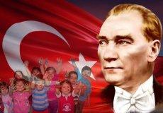 23 апреля в Турции отмечают День детей