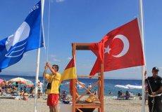 Турция – на 3-м месте по количеству «голубых флагов»