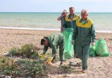 24-27 июля в Аланье проходит генеральная уборка пляжей