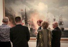 В Санкт-Петербурге можно будет полюбоваться Стамбулом глазами Айвазовского