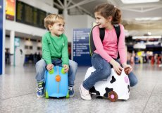 Турция попала в десятку стран, куда дети наиболее часто путешествуют без родителей