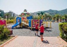 В Аланье на детских площадках начали устанавливать видеокамеры