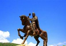 Городская скульптура создается в Аланье