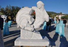 В Аланье появятся новые парковые скульптуры