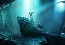 У берегов Аланьи появилась новая достопримечательность – затопленный корабль