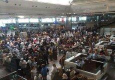 Стамбульский аэропорт не справляется с потоком пассажиров