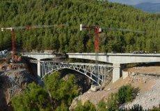 12 марта в Алании откроется мост через реку Димчай