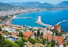 Аланья – самый дешевый из турецких курортов при перелетах