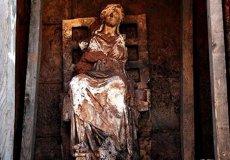 Найдена статуя Матери Богов