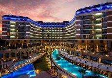 В провинции Анталья больше всего 5-звездочных гостиниц