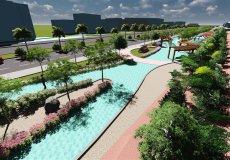 В аланийском Авсалларе обновляют парк.