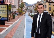 Благоустройство Алании к сезону-2017: велодорожка, пляжи и ремонт улицы Ататюрка