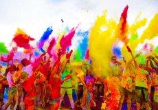14 мая в Анталье состоится фестиваль красок.