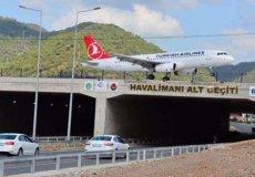 Аэропорт Газипаша расширяет свои границы