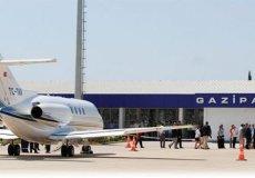 В аэропорту Газипаша будут реконструировать аэровокзалы.