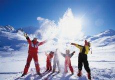 Лыжные курорты в Турции