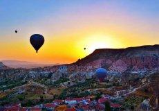 Каппадокия - долина фей в Турции