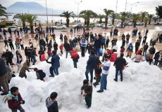 Муниципалитет Аланьи подарил для местных жителей незабываемый день.