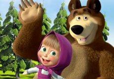 «Маша и медведь»: мультик станет интерактивным в турецких кинотеатрах.