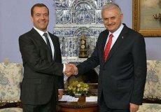 Итоги и перспективы встречи премьер-министра Турции с Медведевым и Путиным