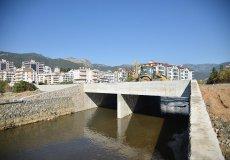 В турецкой Аланье строят мост между районами Оба и Джикджилли