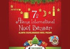7-я Международная Рождественская ярмарка в Алании