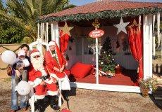 Новогодняя ярмарка в Аланье
