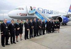 Лоукостер Onur Air планирует запустить рейсы в несколько городов России.