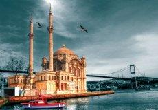 Самый красивый город Турции по версии İnstagram – Стамбул