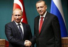 Эрдоган и Путин будут разговаривать об экономическом сотрудничестве