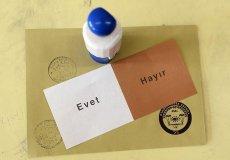 """Турция проголосовала """"ЗА"""" внесение поправок в конституцию."""