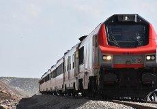 По маршруту Баку-Тбилиси-Карс проследовал первый тестовый поезд