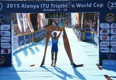 Результаты чемпионата мира по триатлону